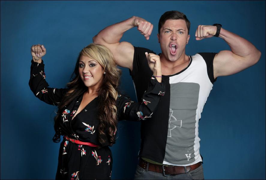 MTV with Geordie Shore